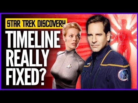 Star Trek Discovery: Time Travel Paradox