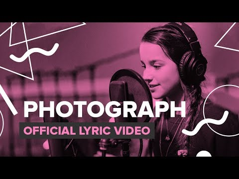 PHOTOGRAPH | Official Lyric Video | Annie LeBlanc