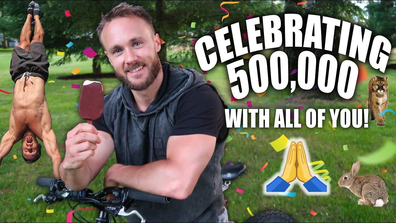 Thank you! 500,000 Celebration Video 🥳