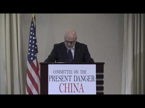 Committee on the Present Danger: China -- Launch Event