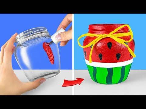 20 DIYS AND CRAFT FOR THE PERFECT SUMMER PARTY / HACKS FOR SUMMER PARTY