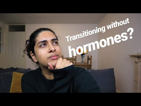 Transitioning Without Hormones/HRT