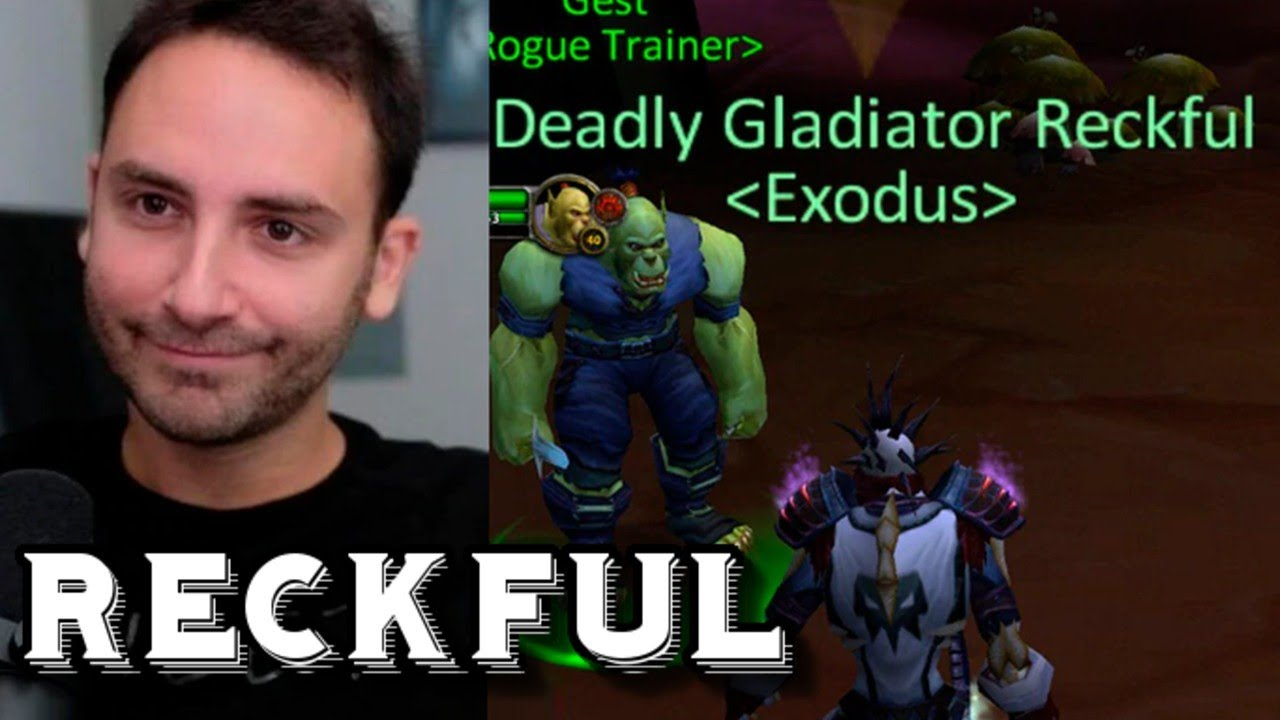 RECKFUL TRIBUTE - the Best Rogue WoW PvP