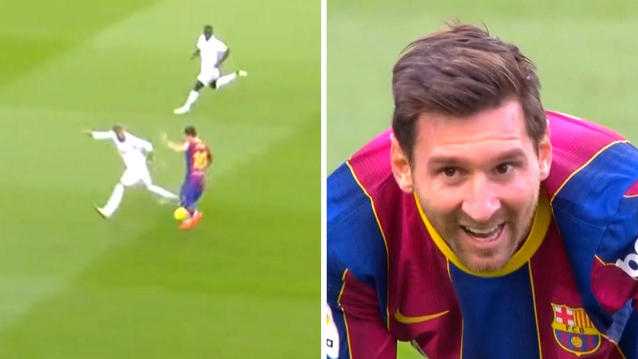 Рамос УНИЧТОЖИЛ Месси ГЕНИАЛЬНЫМ отбором! Лучшие моменты недели | Барселона - Реал Мадрид 1:3 MyTub.