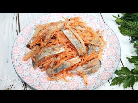 Два рецепта Маринованной Сельди. Как приготовить Селедку?