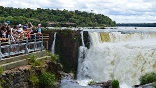 Más de 11.000 turistas recorrieron en cuatro días las nuevas pasarelas de la Garganta del Diablo