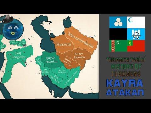Türkmen Tarihi Her Yıl - History Of Turkmens Every Year