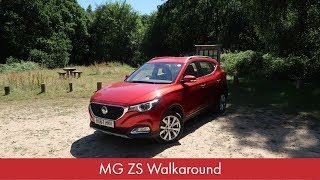 MG ZS Walkaround