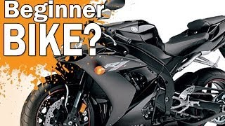 Should you start on a 1000cc Sportbike?