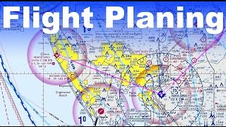 Ep. 109: Planning a Flight on a VFR Sectional | How TO