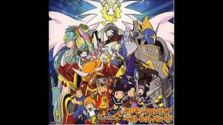 Digimon Frontier Evolution Song [Japanese Version]