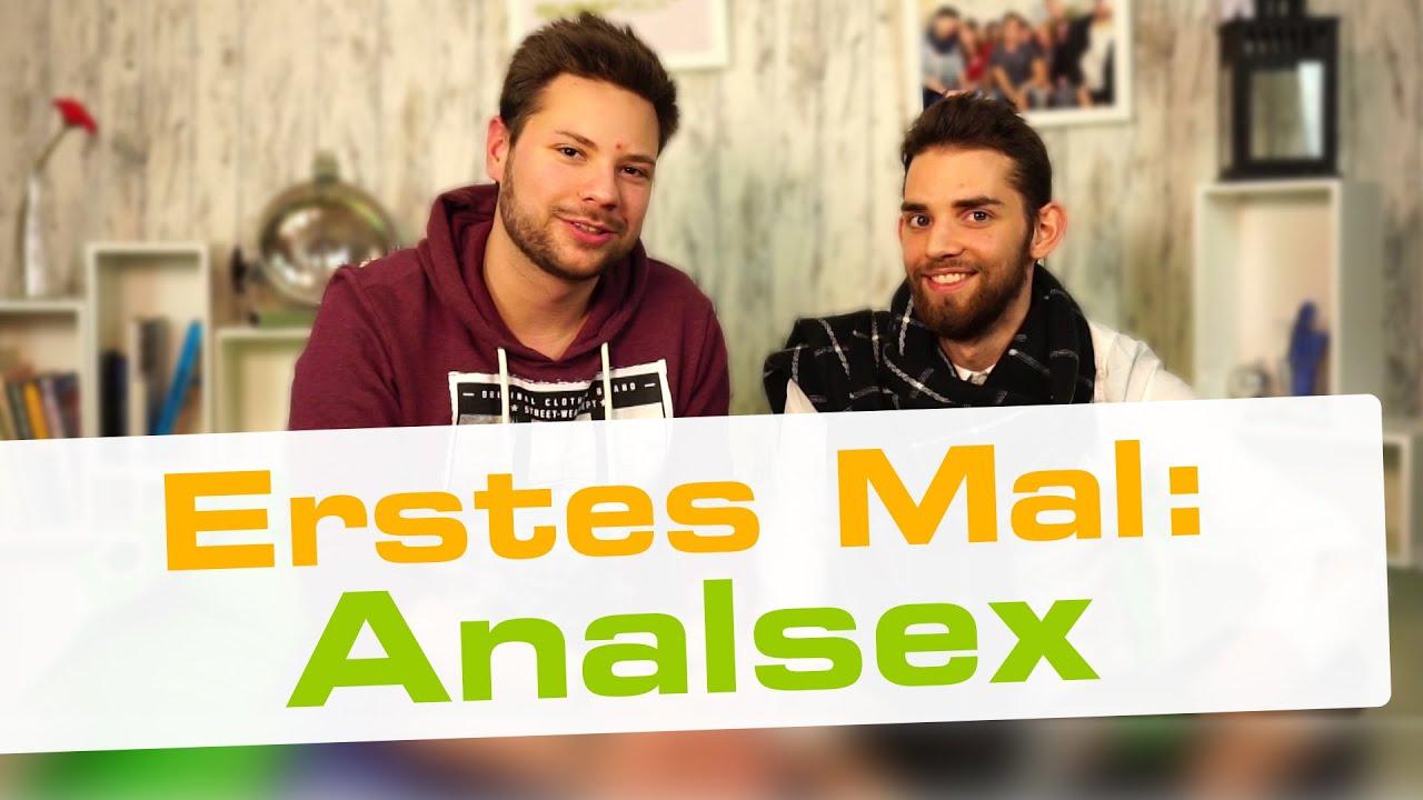 Erstes Mal: Analsex #teamSchwul - YouTube