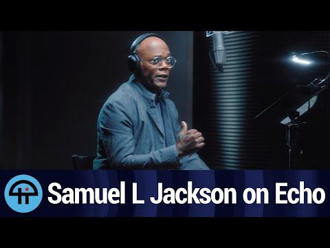 How to get Samuel L. Jackson on Alexa