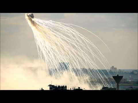 US Led Coalition Hits Syria's Deir ez Zor With White Phosphorus Bombs