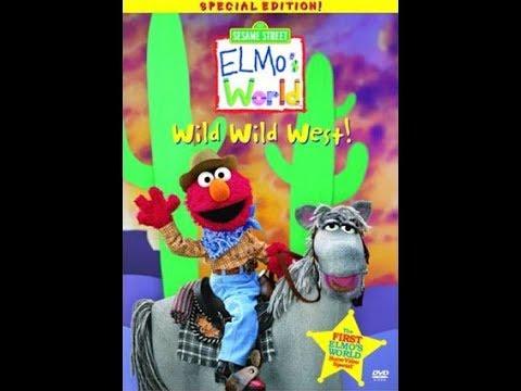 Sesame Street Elmo S World Wild Wild West Videos You2repeat