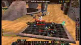 Rottweiler Arena With Frost Mage 9