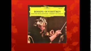 ROSSINI: Overture to to Guillaume Tell - Karajan/BPO