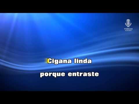 ♫ Karaoke CIGANA LINDA - Jota