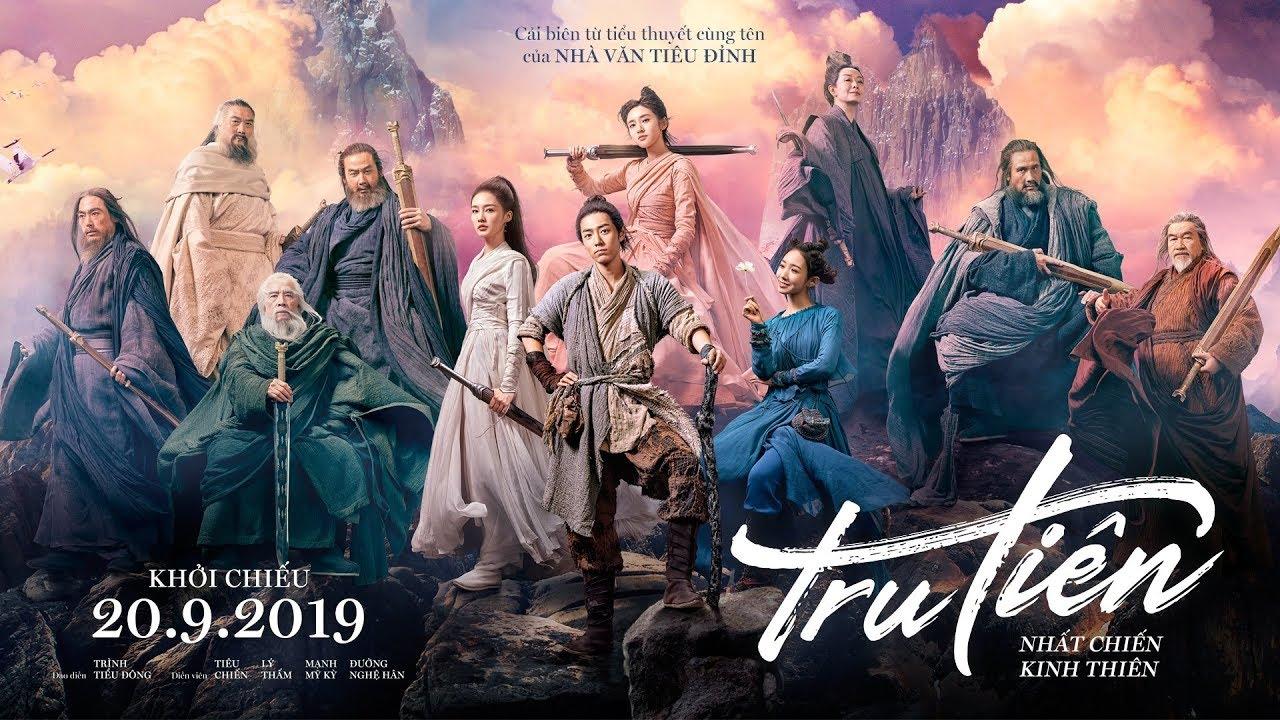 Download TRU TIÊN - JADE DYNASTY   Teaser Trailer   Khởi chiếu toàn quốc ngày 20.09.2019