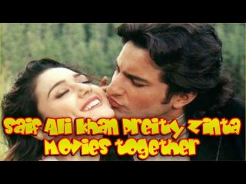 Saif Ali Khan Preity Zinta Movies together : Bollywood ...