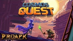 Cosmos Quest Gameplay Android / iOS (by Kongregate)