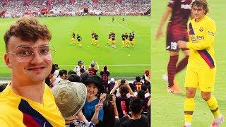 FC Barcelona Stadionvlog aus Japan | Griezmann & De Jong bei Barca 😍