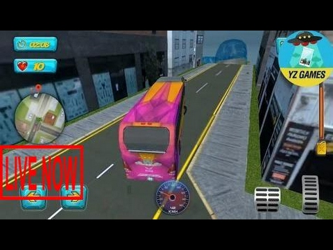 Tourist Bus Simulator 17 - Android GamePlay FHD #KIT