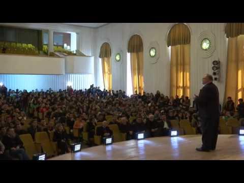 ალექსანდრე ჯეჯელავას საჯარო ლექცია: მდიდარი პროფესიული ცხოვრება