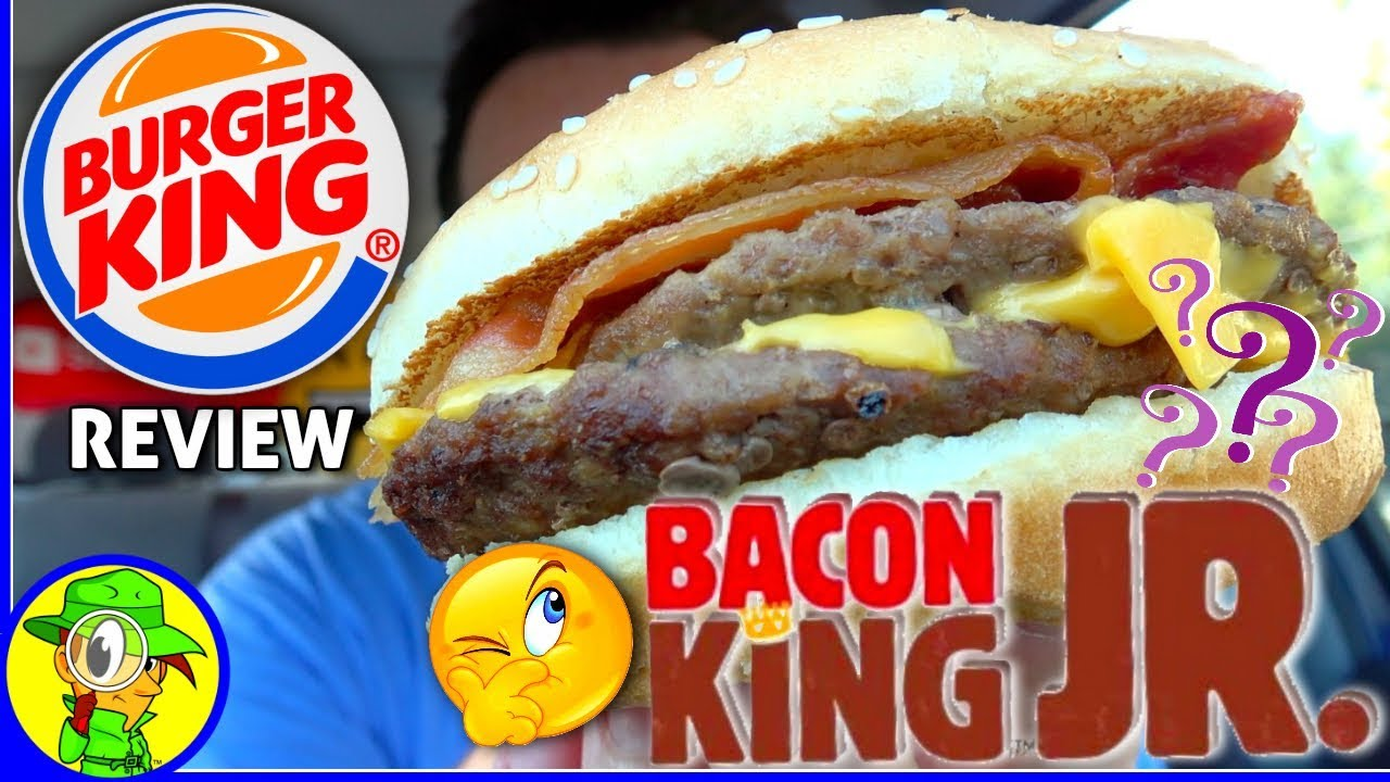 Burger King®   Bacon King™ Jr