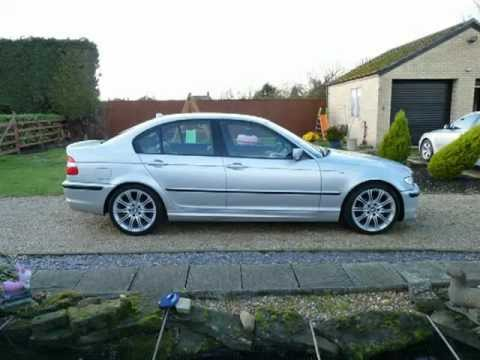 bmw 320 m sport 2004 for sale sdsc specialist cars youtube. Black Bedroom Furniture Sets. Home Design Ideas