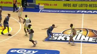 Michael Kessens #2 blue | Frankfurt vs. Bayreuth - 2020-21