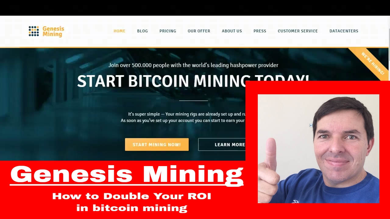 Genesis Mining Review And Buying More Bitcoin Mining Contracts Today