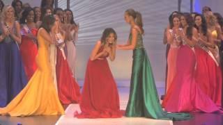 Miss CA USA 2016 Nadia Mejia Crowning