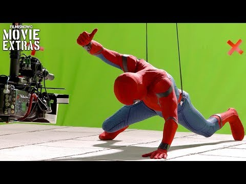 Spider-Man: Homecoming - Special Features Preview [Blu-Ray/DVD 2017]