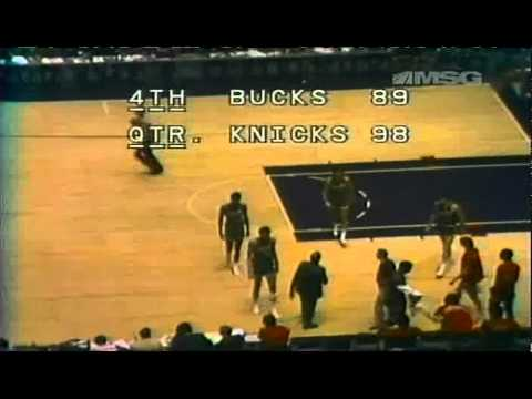 1973-74 Bucks vs. Knicks (Ending)