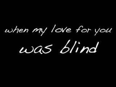 Blind By Lifehouse Youtube