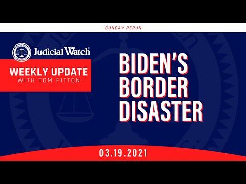 Biden Border Disaster...BIG LAWSUIT on Capitol Police Officers Death