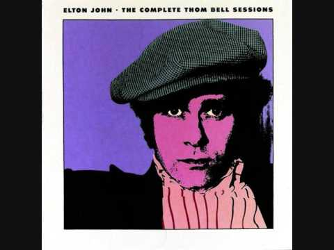 Elton John - Country Love Song (The Complete Thom Bell Sessions) 1979
