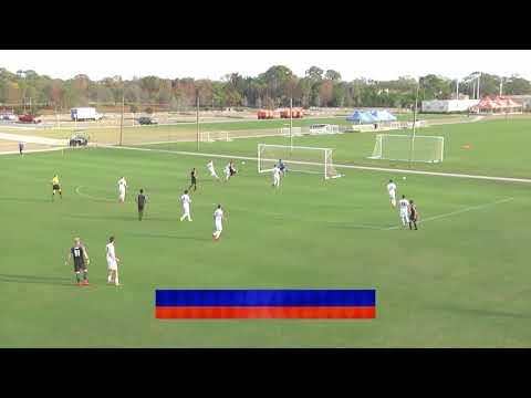 Preseason Match Highlights: FCC vs Tampa Bay Rowdies
