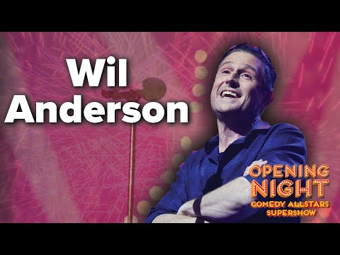 Wil Anderson - 2015 Opening Night Comedy Allstars Supershow