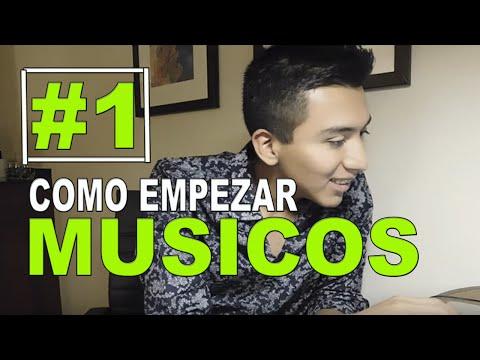 ¿CÓMO EMPEZAR? MÚSICOS / AU MUSIC #PREGUNTAS