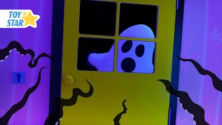 New 3D Cartoon For Kids ¦ Dolly And Friends ¦ Real Ghost #41