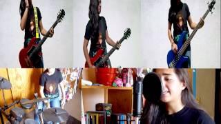 Metric - Black Sheep Cover (One Girl Band)