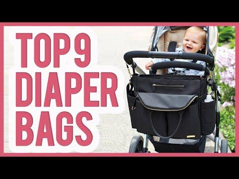Best Diaper Bag 2019 – TOP 9 Diaper Bags