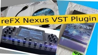 reFX Nexus VST Plugin # 1 - Programmieren, Edit Events, Automation Clip & Wo KAUFEN DOWNLOADEN TEST