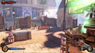 Bioshock Infinite gameplay ita PS3)