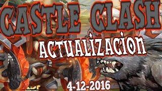 castle clash actualizacion 2016 4122016 new hero