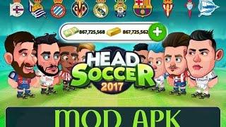Head Soccer LaLiga 2017 V3.1.1 Mod Apk Download & Gameplay