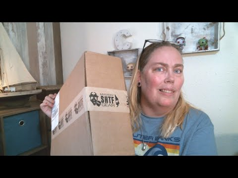 LIVE SHTF Unboxing - August