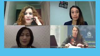 "Recorded webinar of the side event on ""Promoting Women in Law Enforcement across ASEAN"""